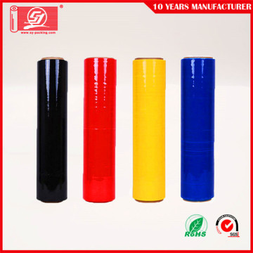 Colorful PE Stretch Film