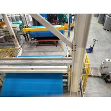 S/SS/SMS PP Spunbond Nonwoven Fabric Machine