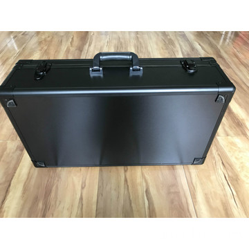 Aluminum Tool Box with Tool Pallets and Dividers