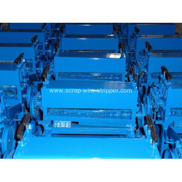 awtomatikong wire cutting stripping machine