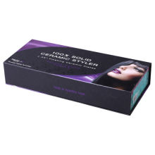Fashion Colorful Hair Electronic Gift Products Packaging Box