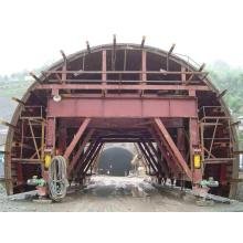 Highway Tunnel Construction Trolley