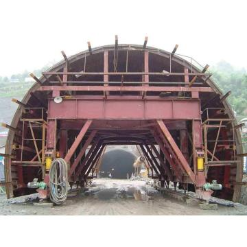 High Way Tunnel Trolley for Concrete Construction