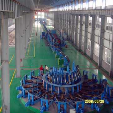 API ERW tube mill SM