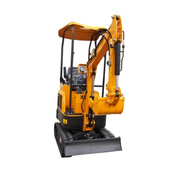 1ton XN12 mini excavator for small farm