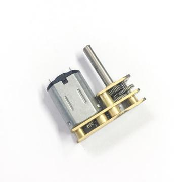 24GM N20 intelligent lock gear motor