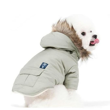 Cat Dog Doggie Down Jacket Hoodie Coat