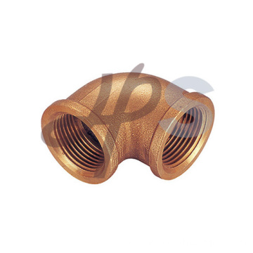 Casting C83600 Bronze fittings