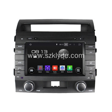 car audio electronics for Land Cruiser 200