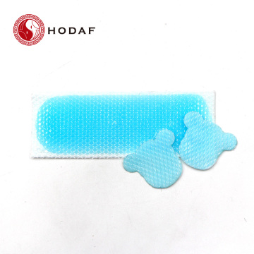 reducing fever cooling gel patch cool pad