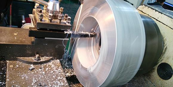 large machining parts