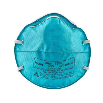 3M MASK 1860 N95 Cup Health Care HEAD-MASK