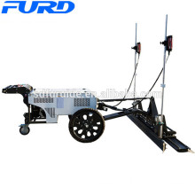 Walk-behind Vibration Concrete Laser Self Leveling Screed Machine