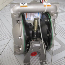 Air Driven With Double Diaphragm Pumps Teflon Material