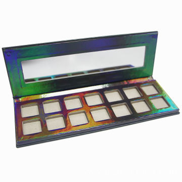 14 color private label eyeshadow palette