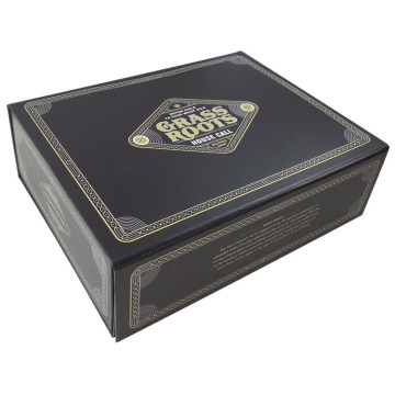 Luxury Personalized Rigid Paper Gift Box