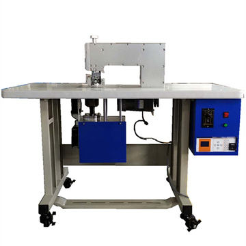 protective clothing making machine with ultrasonic