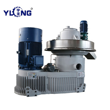 YULONG XGJ560 agriwest rice straw pelletizer
