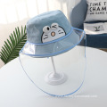 Pokonyan Anti-droplet Hat for Children