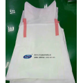 FIBC bulk bags of bark