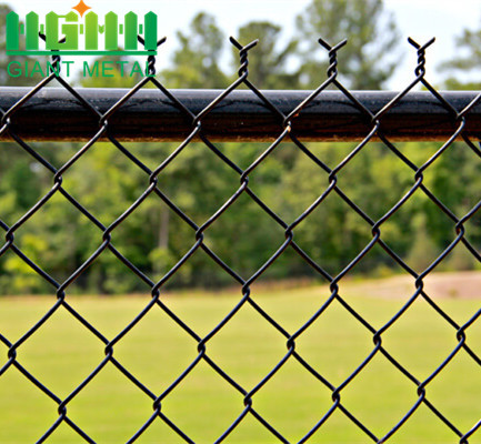 Hot Sale Hot Dipped Galvanized Chain Link Fence Factory Wholesale