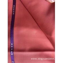Custom red woolen suits fabric