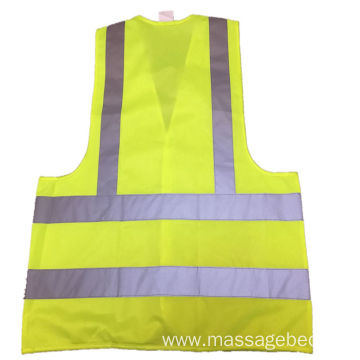 High Visibility Reflective Vests Green Yellow Orange