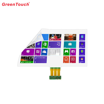 Capacitive Interactive Multi Touch Screen Foil Film 98""
