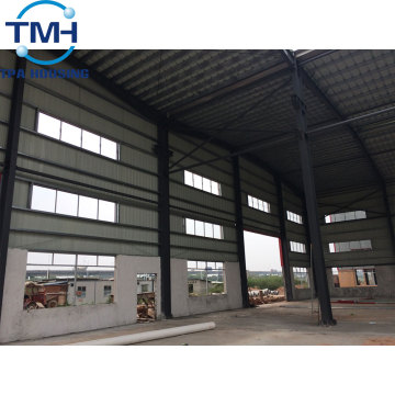 High Quality Modern Steel Structural Prefabricated Workshop