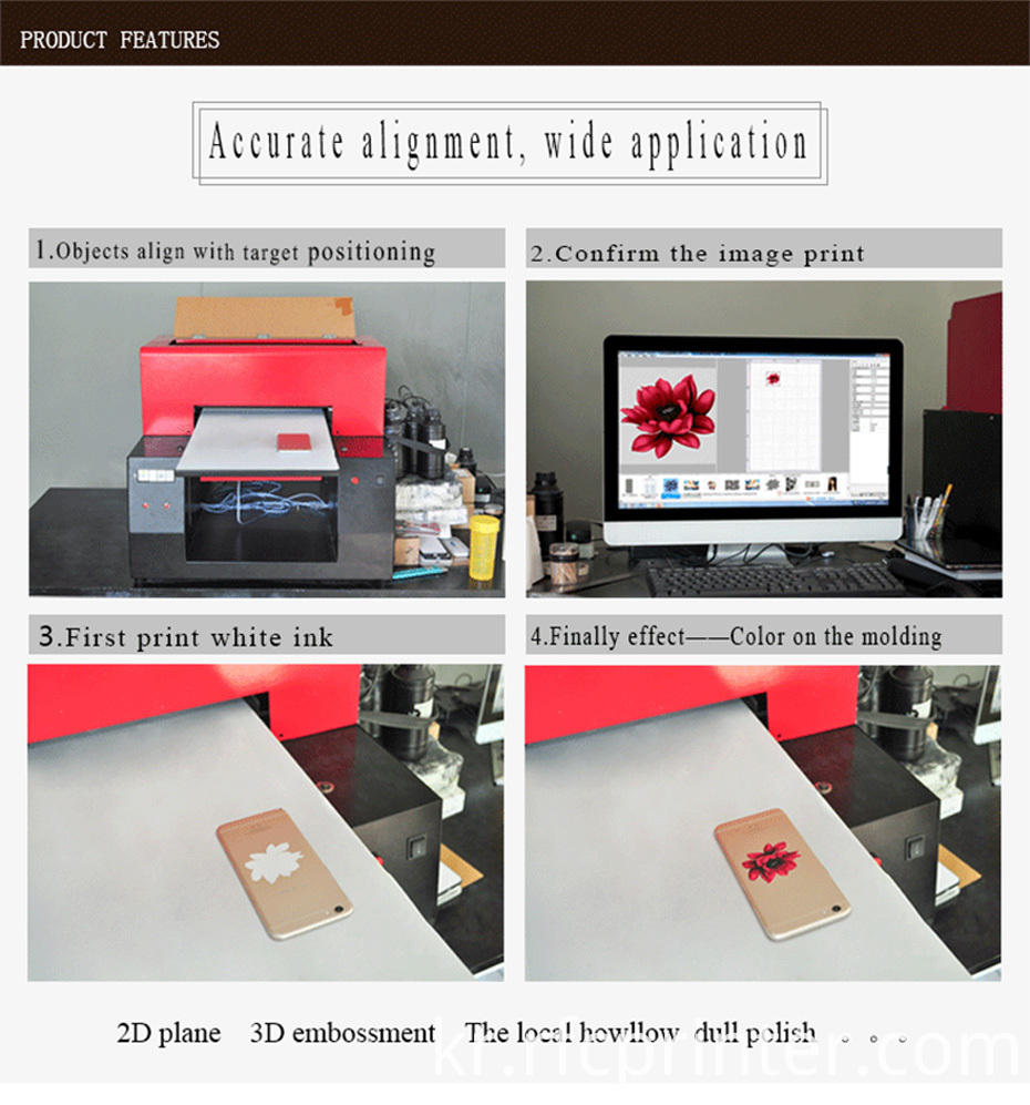 Uv Flatbed Printer Application
