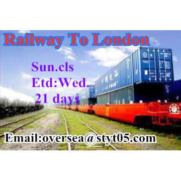 Railway Transportation To London