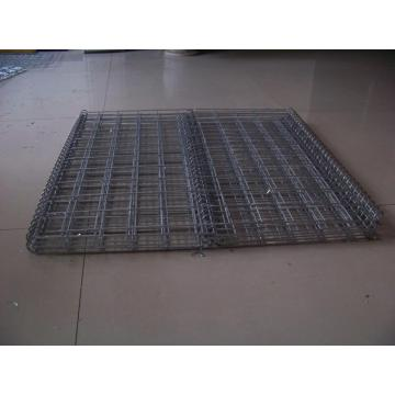 Military Welded Mesh Gabion Hesco Barrier Welded Hesco