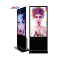 floor standing lcd panel digital signage and displays