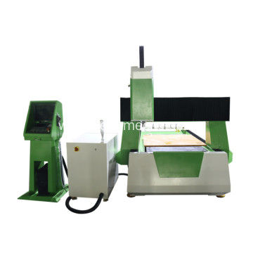 cnc engraving marble granite stone machine