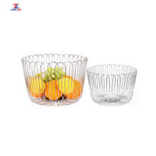 Decorative Wire Fruit Basket for Kitchen