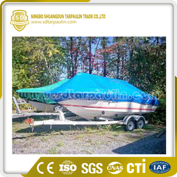 Blue Kayak Cover Canoe Cover