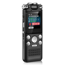 Digital o Voice Recorder Pen Mini Lossless Color Display Activated Sound Dictaphone MP3 Player Recording Noise Reduction