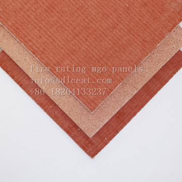 fire retardant mgo fiber cement board mgo
