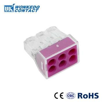 Wago 773 push Connectors