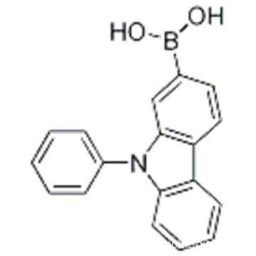 (9-phenyl-9H-carbazol-2-yl)boronic acid CAS 1001911-63-2