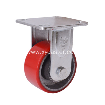 "4"" heavy duty ridge caster wheel"