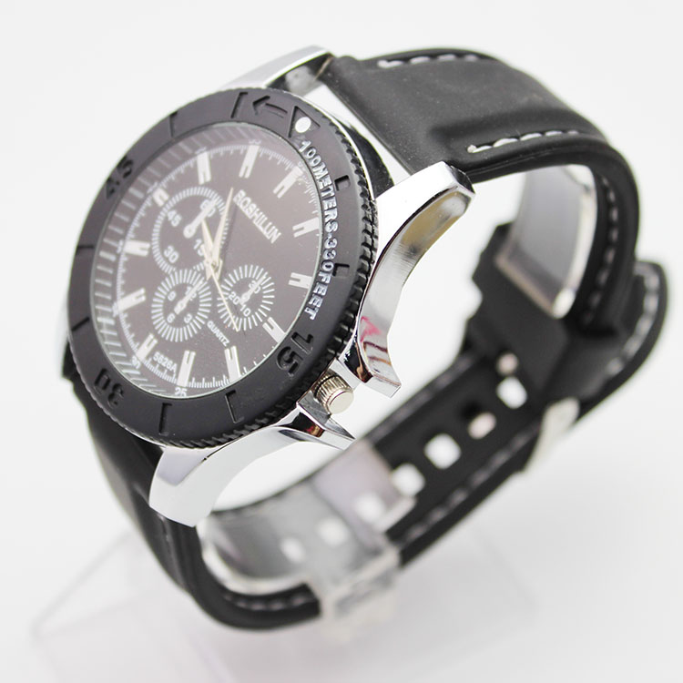 oem silicone ice automatic wrist watches