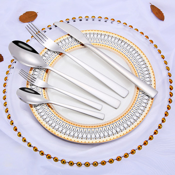 18/0 Generous Elegant Stainless Steel Tableware