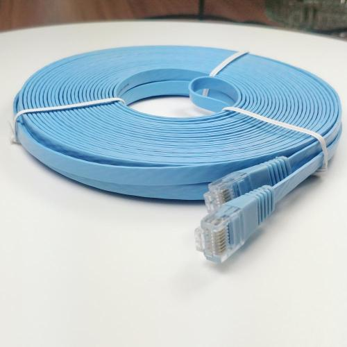 Cat6 Flaches Ethernet Kabel Cat6 Patch Cable