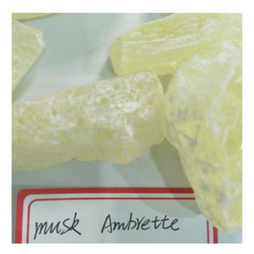 Cosmetic Raw Materials Pale Yellow Powder Musk Ambrette