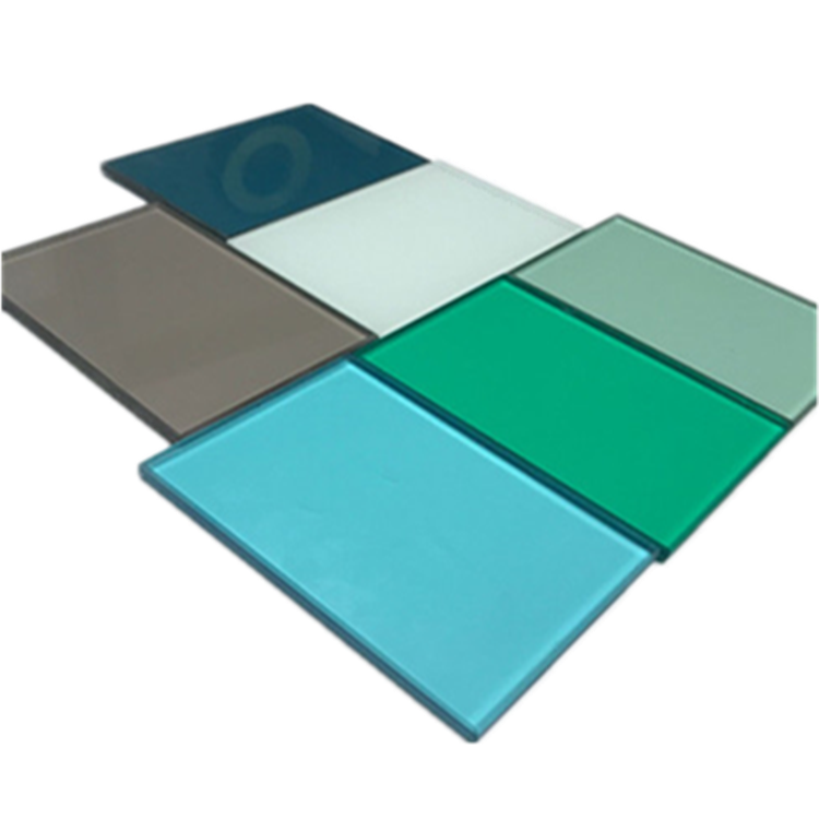 Cheap Price 6 38mm Color Pvb Laminated Glass Factory
