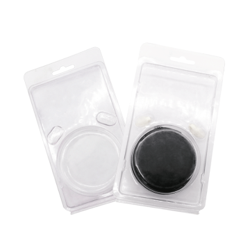 Custom electronic clear plastic clamshell blister package