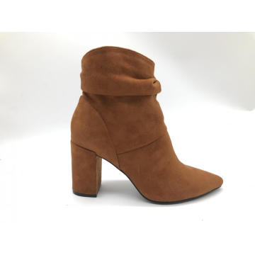 Women's Boots Pointed Toe Winter Ankle Bootie