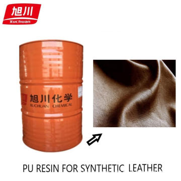 pu resins for change color leather