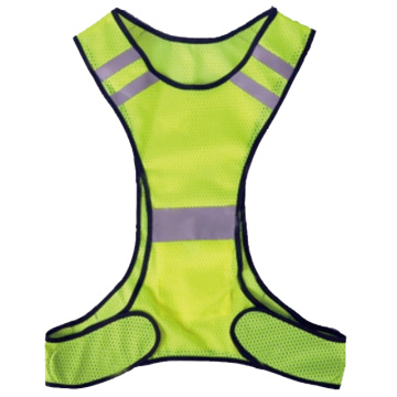 Hi-vis Safety vest for runners